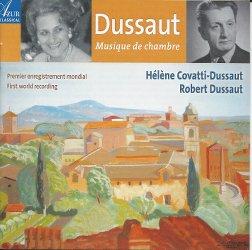 CD Robert et Thérèse Dussaut