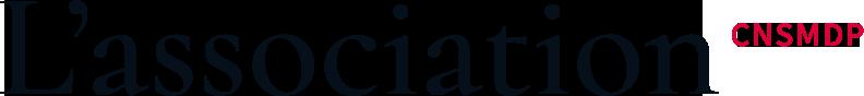 Logo Association CNSMDP