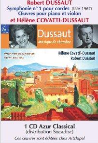 Robert DUSSAUT et Hélène COVATI-DUSSAUT | Association CNSMDP