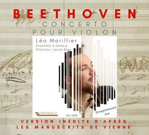 Beethoven - Concerto pour violon