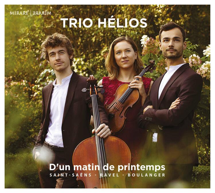 CD – D'un matin de printemps – Trio Helios | Association CNSMDP